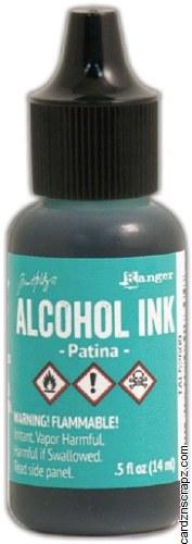 Alcohol Ink 14ml Patina
