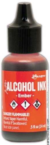 Alcohol Ink 14ml Ember