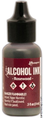 Alcohol Ink 14ml Rosewood
