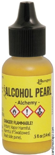 Alcohol Ink 14ml Pearls Alchemy