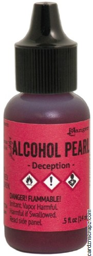 Alcohol Ink 14ml Pearls Deception