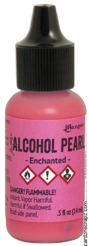 Alcohol Ink 14ml Pearls Enchanted