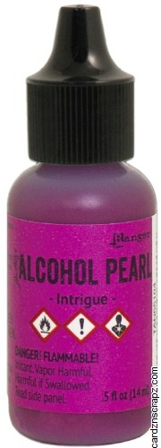 Alcohol Ink 14ml Pearls Intrique