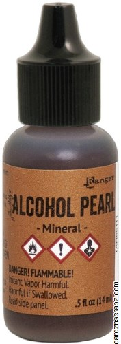 Alcohol Ink 14ml Pearls Mineral