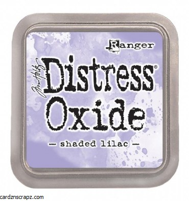 "Distress Oxide Pad 3x3"" Shaded Lilac"