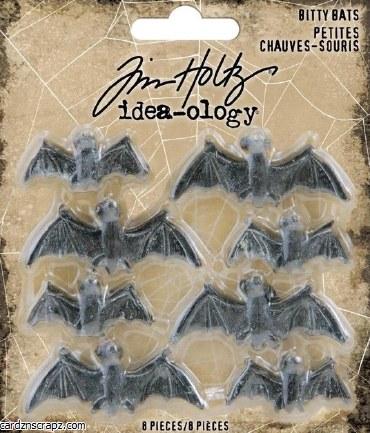 Idea-ology Tim Holtz Bity Bats