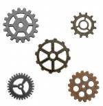 Idea-Ology Gadget Gears