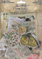 Ephemera Tim Holtz Field Notes