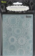 Darice Embossing Folder 4.25X5.75 Steam Punk Gears