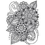 Darice Embossing Folder 4.25X5.75 Henna
