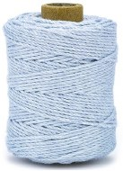 Cotton Cord 2mm 50m Baby Blue