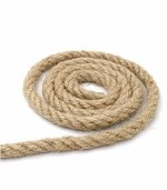 Jute Natural Roll 10mm 5 Mtr