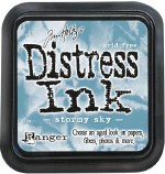 Ranger Tim Holtz Stormy Sky Distress Ink Pad