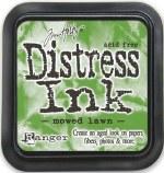 Ranger Tim Holtz Mowed Lawn Distress Ink Pad