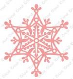 Cuttlebug Anna Griffin Die A2 Snowflake