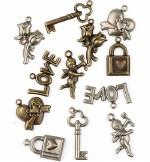 Charms Love Items 12pk