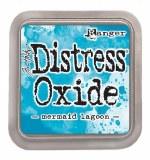 "Distress Oxide Pad 3x3"" Merdaid Lagoon"