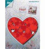 Joy Crafts Die Heart*