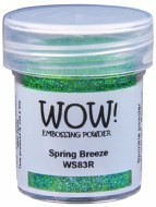 Wow! Emboss Powder 15ml Regular Spring Breeze