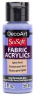 DecoArt SoSoft 59ml Blue Periwinkle