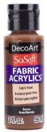 DecoArt SoSoft 59ml Brown