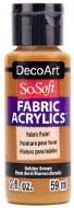 DecoArt SoSoft 59ml Brown Golden