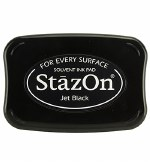 Staz-on Ink Pad Black