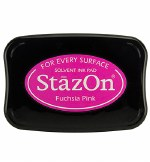 Staz-on Ink Pad Fucshia
