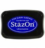 Staz-on Ink Pad Ultramarine