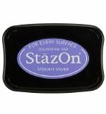 Staz-on Ink Pad Violet