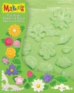 Push Mould Floral 39007