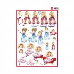 Decoupage A4 Snoesjes Princess