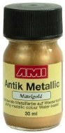 Metallic Paint 30ml - Dark Gold
