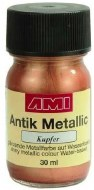 Metallic Paint 30ml - Copper