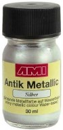 Metallic Paint 30ml - Silver
