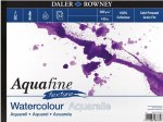 Aquafine Watercolour Pad A4 12 sheets