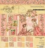 Paper Pk 8x8 Graphic 45 Princess