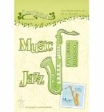 Leane Creatief Die Saxophone