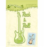Leane Creatief Die Guitar