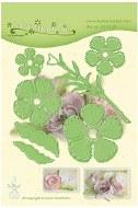 Leane Creatief Die Multi Flower 15 Carnation 455343