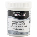 DecoArt Modeling Paste White 118ml