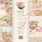 Paper Pk 12x12 Lemoncraft Roses Extra