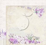 Paper 12x12 Lemoncraft Sweet Provence #2