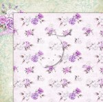 Paper 12x12 Lemoncraft Sweet Provence #4