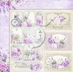 Paper 12x12 Lemoncraft Sweet Provence #5