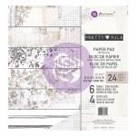 Paper Pk 12x12 Prima Pretty Pale Collection