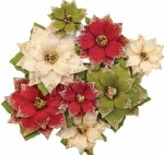 Prima Christmas In The Country Flowers Tidings