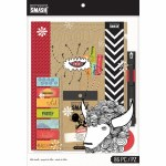K & Company SMASH Red Folio Bundle 86 pieces