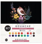 Art Philosophy Gouache Set (18pcs/12ml)