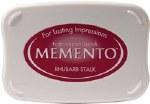 Stamp Pad Memento Rhubarb